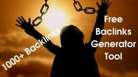 1000 free backlinks